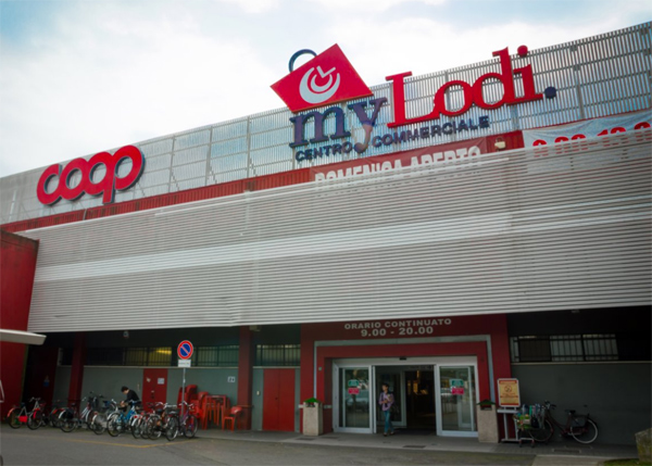 we-shop store di lodi