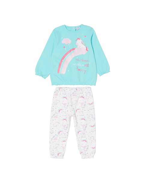pigiama abbigliamento bimba we-shop