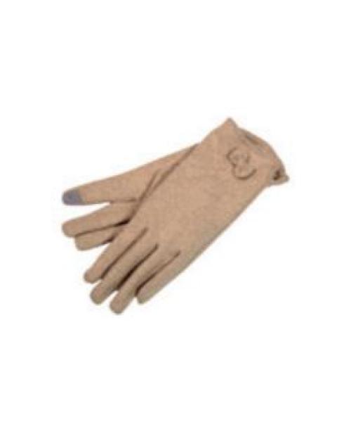 guanti con fiocco accessori abbigliamento we-shop