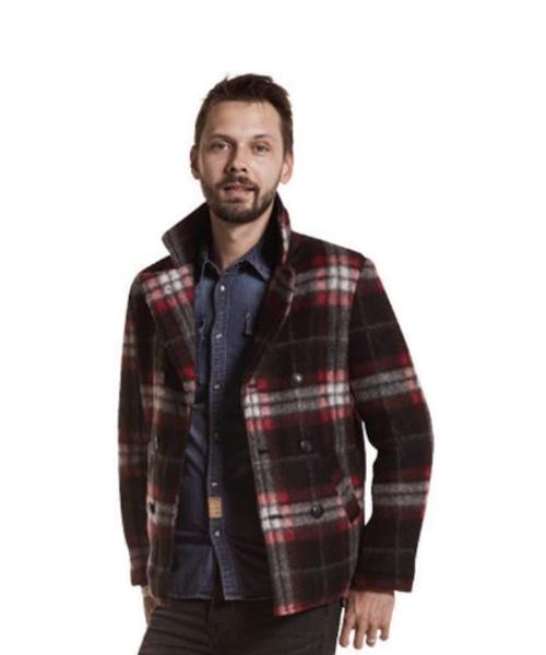 giacca a quadri abbigliamento uomo we-shop