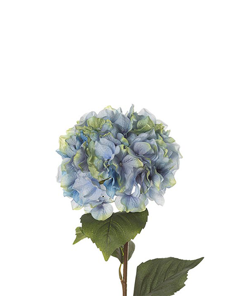 hidrangea blu fiori finti accessori casa we-shop