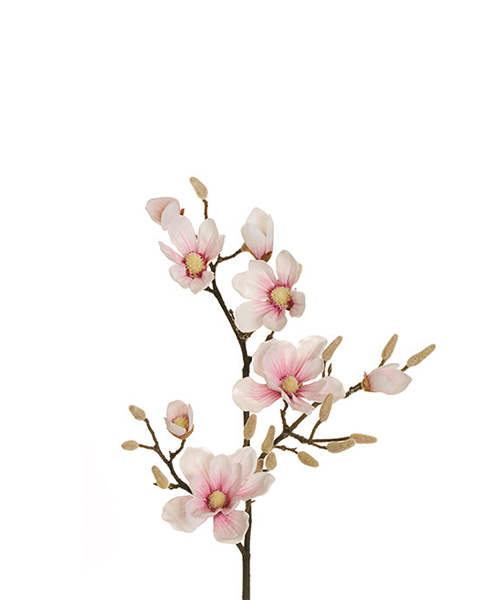 magnolia natural fiori finti accessori casa we-shop