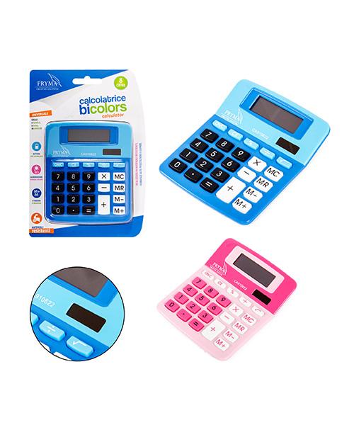 calcolatrice pryma 8 cifre articoli cartoleria we-shop