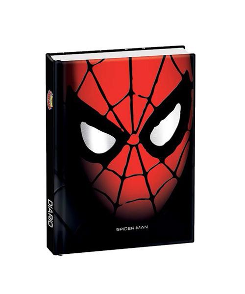 diario spiderman articoli cartoleria we-shop