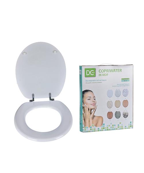copriwater mdf accessori per il bagno articoli casalinghi we-shop
