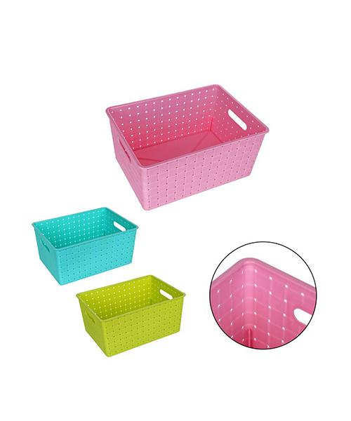 cestino in plastica casalinghi we-shop