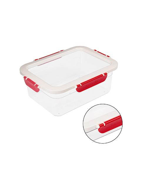 contenitori in plastica rosso casalinghi we-shop