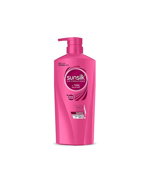 shampoo sunsilk per la cura della persona we-shop