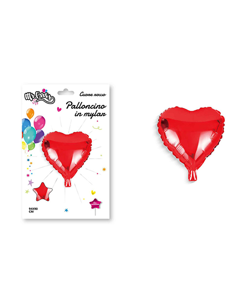 palloncino in nylon a forma di cuore decorazioni per feste we-shop