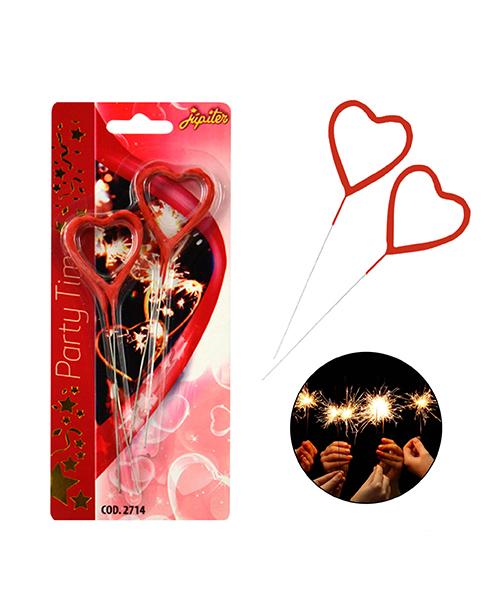 stelle filanti per anniversario a forma di cuore decorazioni per feste we-shop