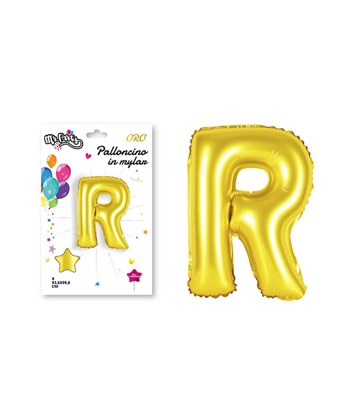 palloncino in nylon a forma di lettera decorazioni per feste we-shop