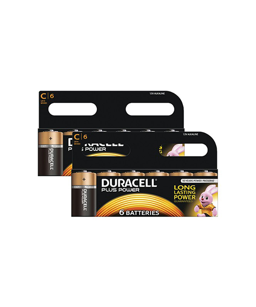 pile duracell plus power c elettronica we-shop