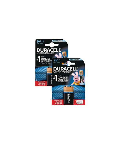 pile duracell ultra power 9v elettronica we-shop