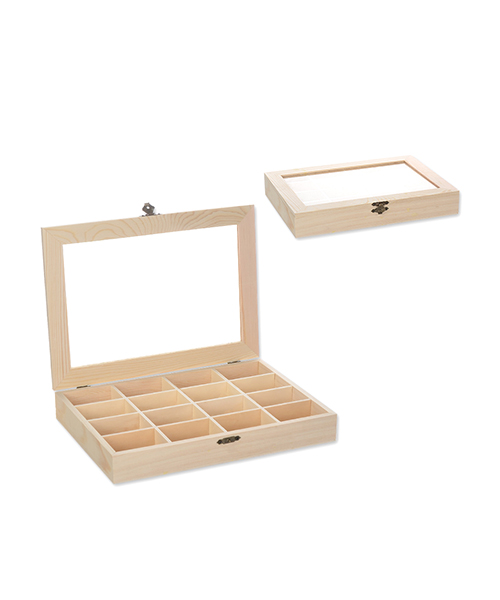 cofanetto in legno articoli fai da te per hobbistica we-shop