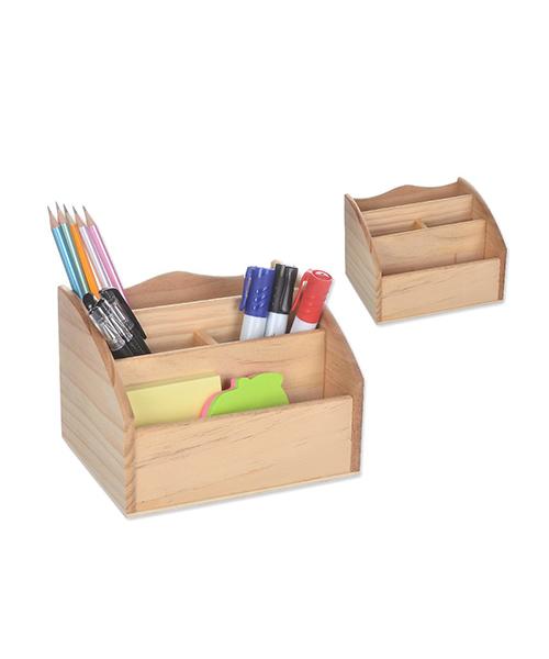 porta penne in legno articoli fai da te per hobbistica we-shop