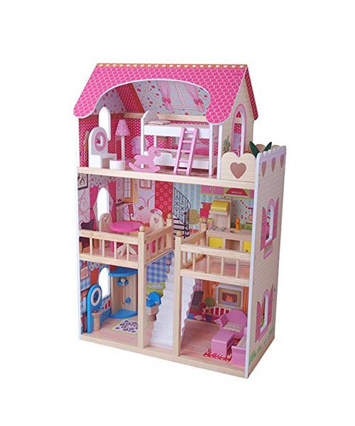 casa delle bambole giochi per bimba we-shop