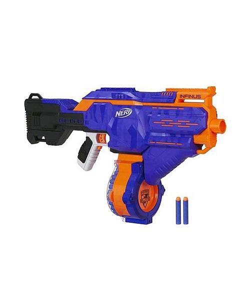 fucile giocattolo nerf infinus giochi per bimbo we-shop