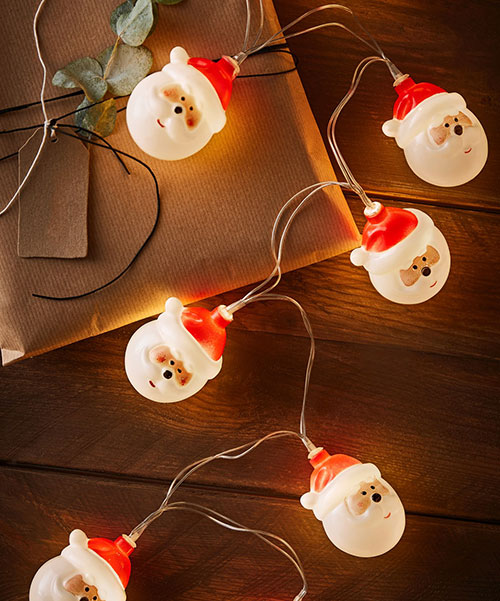 luci babbo natale decorative we-shop