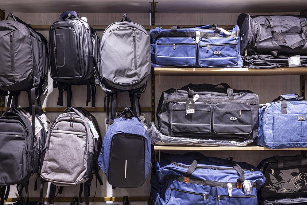 We Shop - Zaini, borse, borsoni e trolley