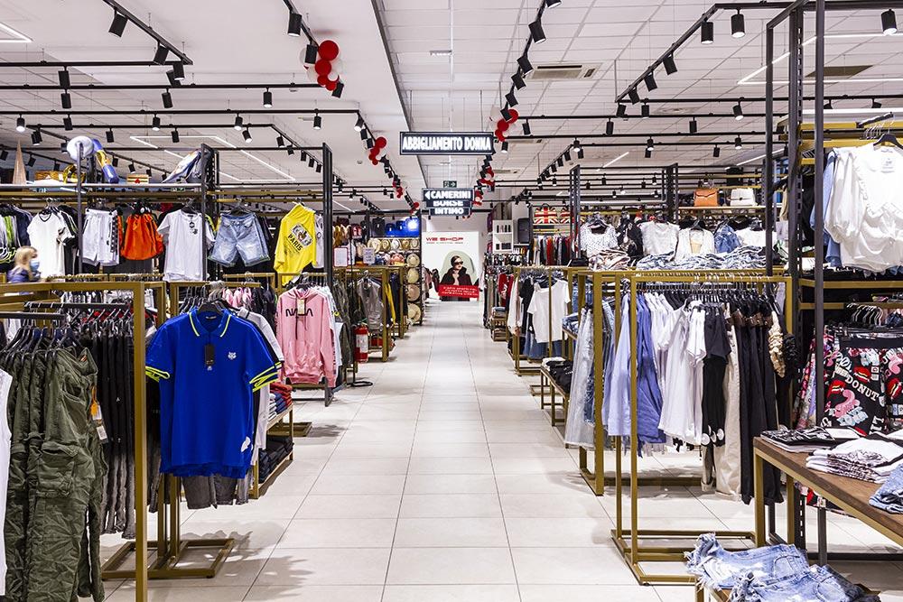 We Shop - Abbigliamento uomo, donna e bambini