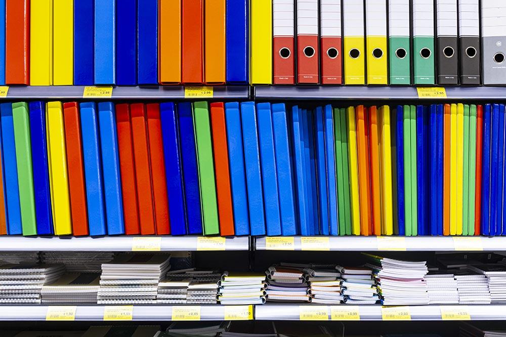 We Shop - Cartoleria, articoli per ufficio e scuola, quaderni e cartellette