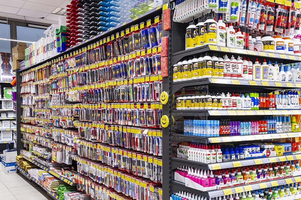We Shop - Cartoleria, articoli per ufficio e scuola, penne, matite, colla