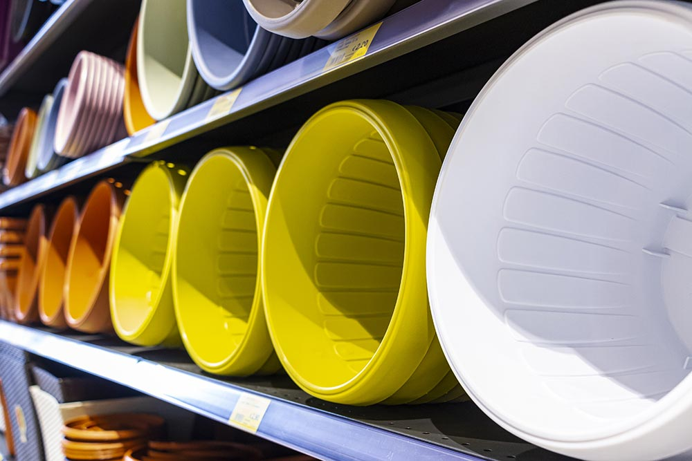 We Shop - Articoli per il fai da te, giardinaggio, vasi colorati