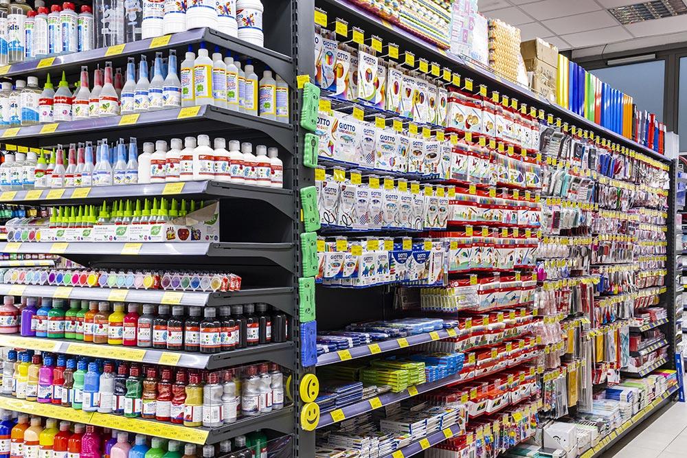 We Shop - Articoli per il fai da te, pastelli, matite colorate, pennarelli e pennelli