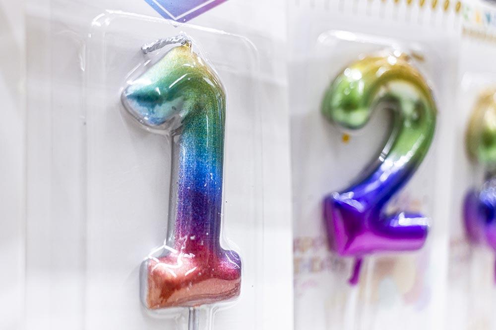 We Shop - articoli per le feste, candele colorate