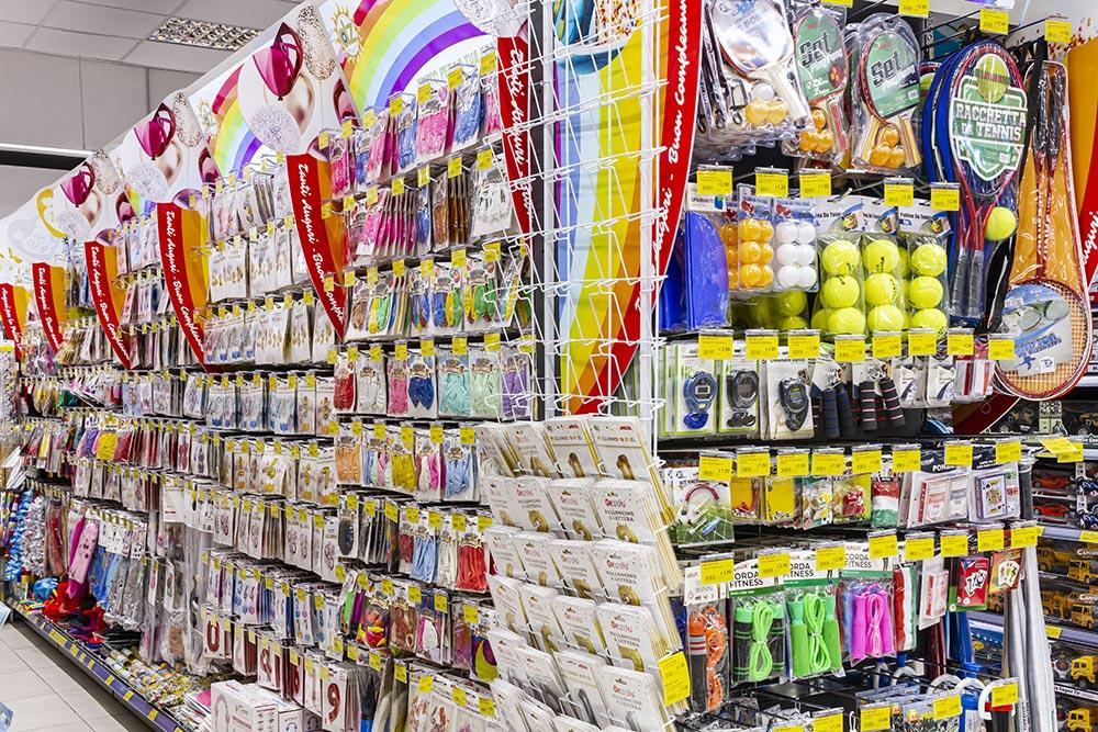 We Shop - articoli per le feste, palloncini e confetti